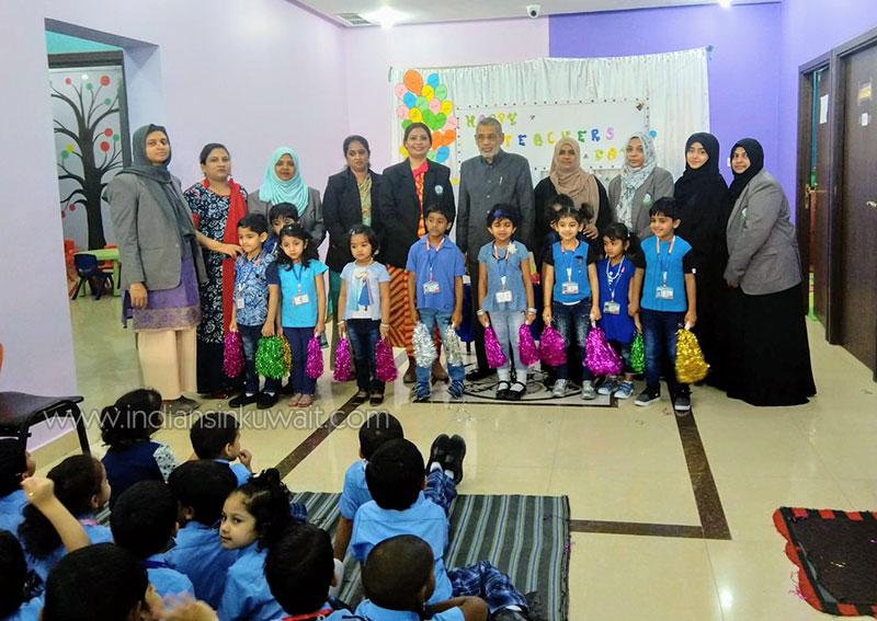 KIPS celebrated Teachers Day