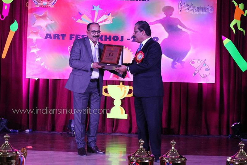 KHOJ 2019 – Scintillating Culmination of Arts Fest at ICSK Khaitan