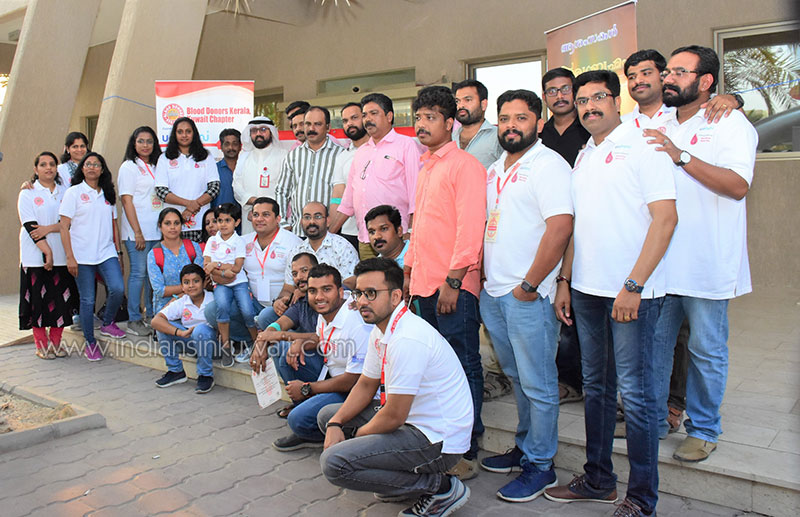 Saving Lives together; BDK marks 15th Blood Donation Drive of the Year with Vishwa Brahmam