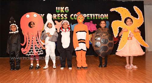 Kindergarten Fancy Dress Competition