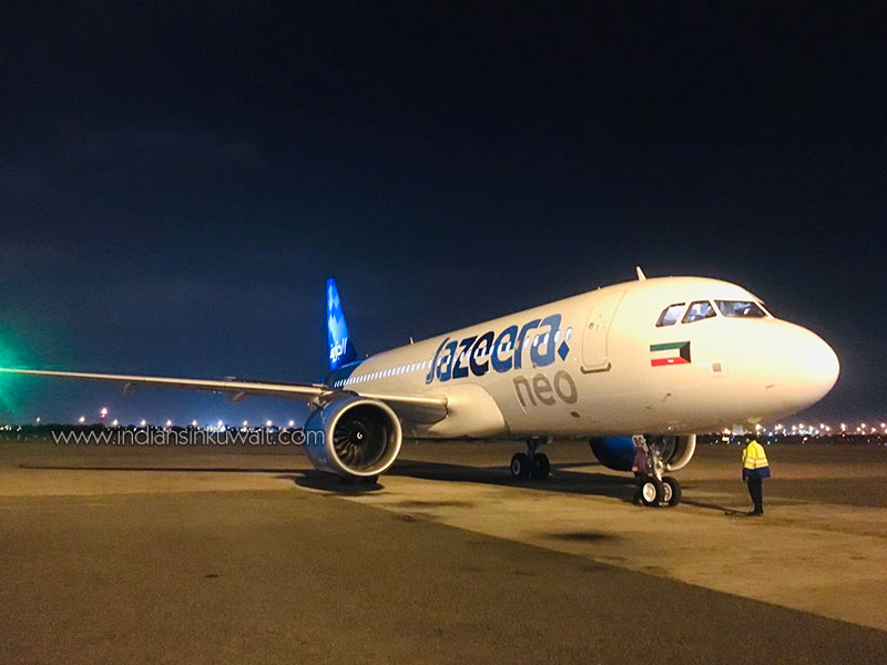 Jazeera Airways takes delivery of third Airbus A320neo, second in 2019