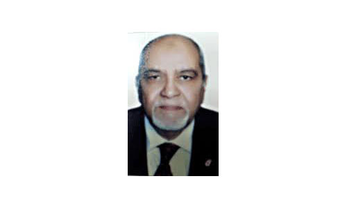 Prominent Indian CEO of  Bahman  Cargo  Mr Iqbal Qureshi passed away in Kuwait