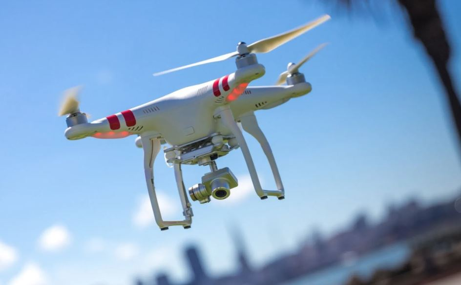 No flying drones without permit