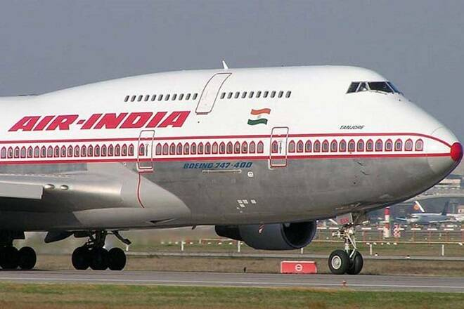 Air India and Indigo scheduled 12 flights to India till Monday