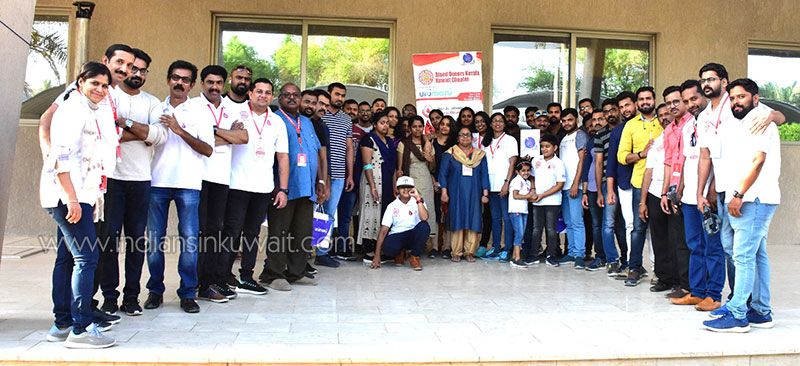 BDK and Kalika hosted joint blood donation camp.