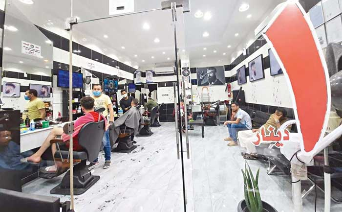 MoH issues draft guidelines for saloon: No Shaving, Makeups