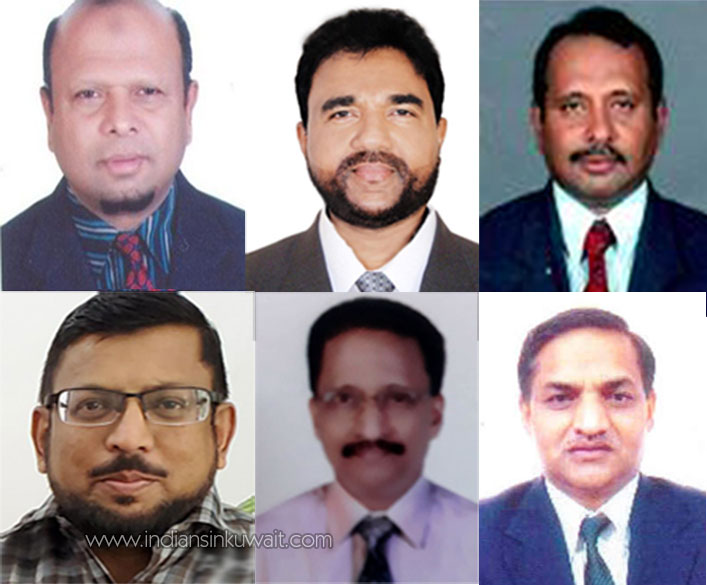 Indo-Kuwait Friendship Society Declares 2020-2023 Office Bearers
