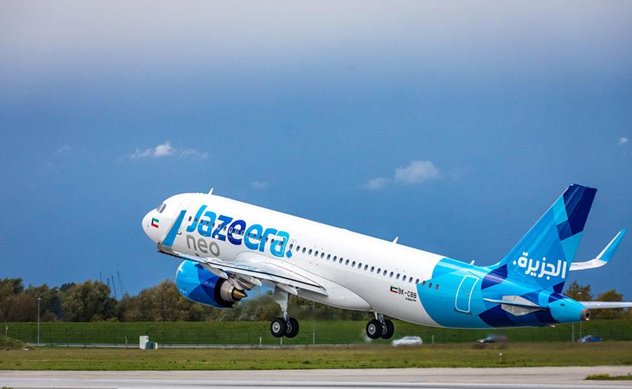 Jazeera Airways announces schedule to 20 destinations starting August 1