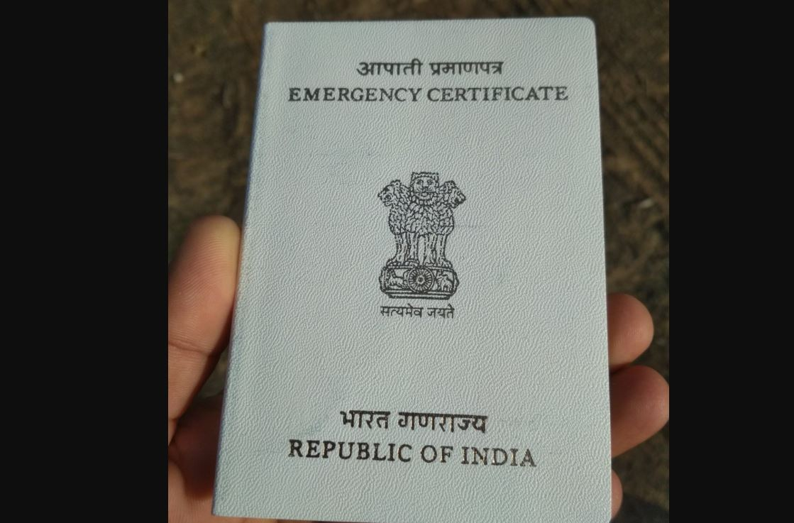 Embassy request Indians with Emergency Certificates (ECs) to register online