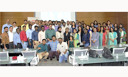 Indian association for physiotherapist- Kuwait Chapter First annual meet