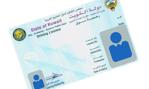 Online driving license renewal  for expats from today