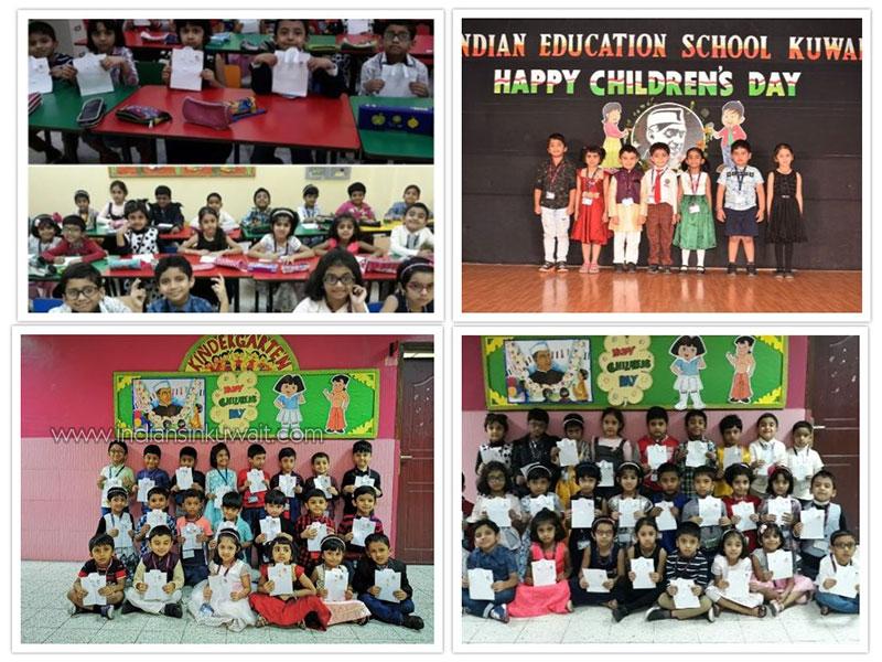 Bhavans Kindergarten School celebrated Children's Day