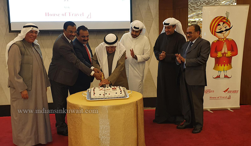 Air India welcomes new Country Manager to Kuwait