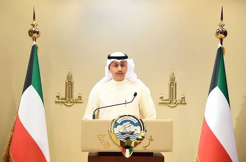 Kuwait government urges public to abide by health instructions throughout transition