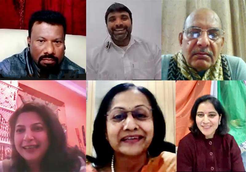 Writers' Forum Kuwait celebrated India's Republic Day