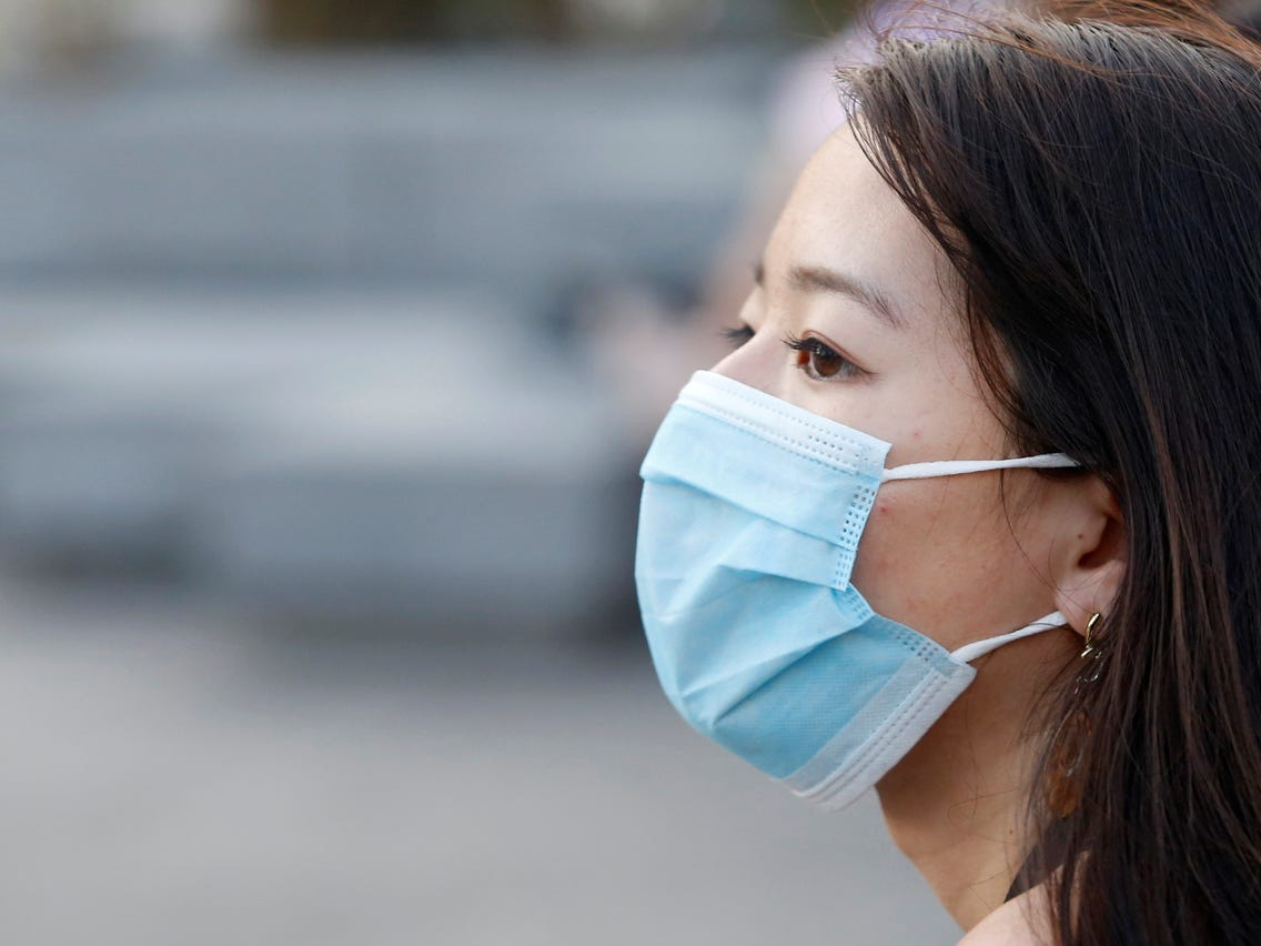 Campaign intensified to monitor wearing of mask: hefty fine for not wearing mask