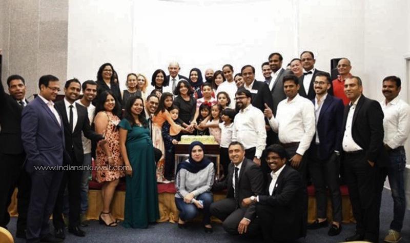 Kuwait Challengers Toastmasters Club celebrated 400th milestone meeting