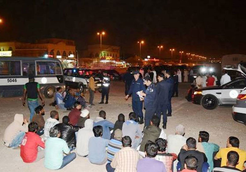 Kuwait deported 800,000 expats till date