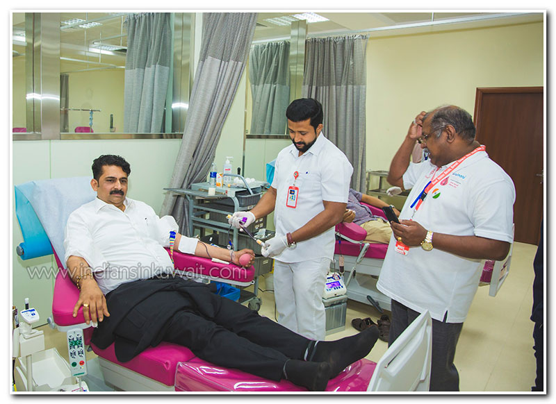 BDK and BPP jointly organized Independence Day Blood Donation Camp.