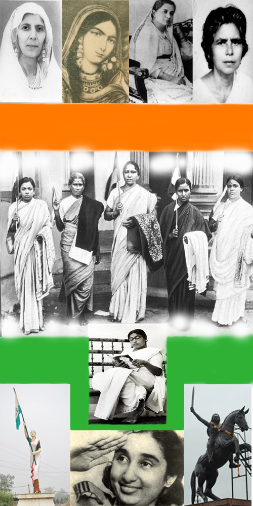 Unsung Women Freedom Fighters of India