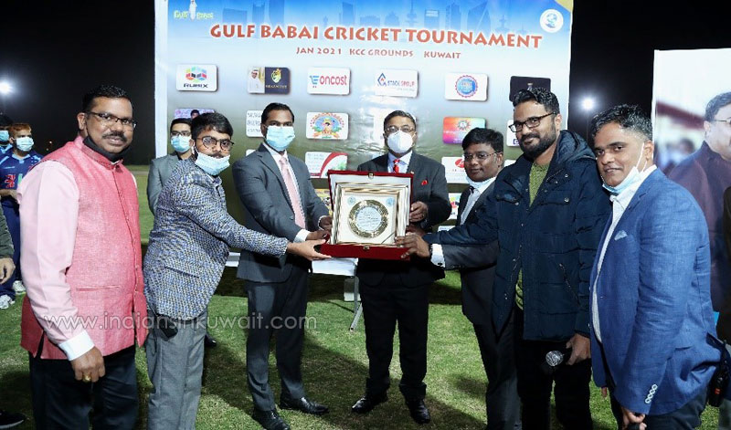 """Gulf Babai 20-20 Cricket Tournament"" wins Hearts. Visual Spectacle witnessed on the Finale"