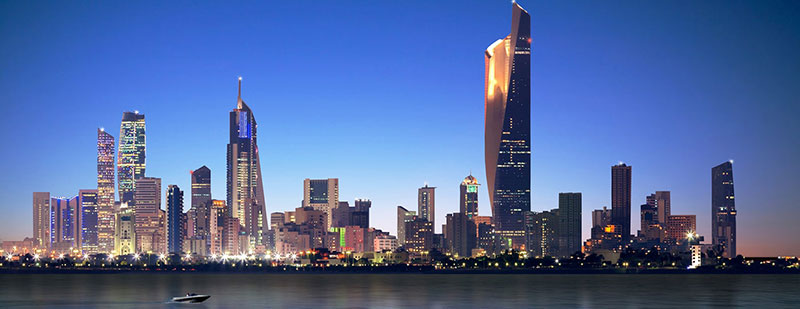 Kuwait a  Second Home