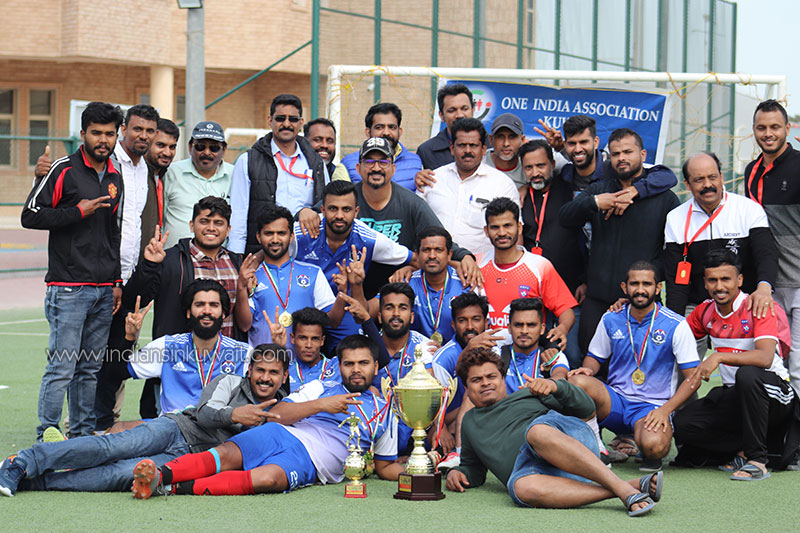 Malappuram brothers clinch One India Soccer championship
