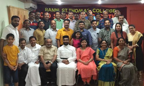 IndiansinKuwait.com - Ranny St. Thomas College Alumni ...