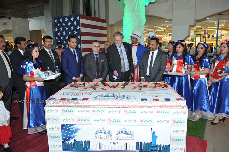 Lulu Hypermarket launches 'Discover America 2019'