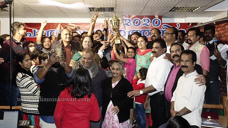 Thanima organized 'Puthuvalsarathanima 2020' at United Indian School, Abbassiya