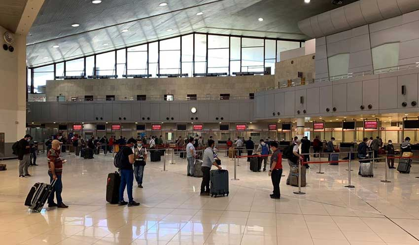 Airlines may charge 50 KD extra for incoming passengers for PCR test