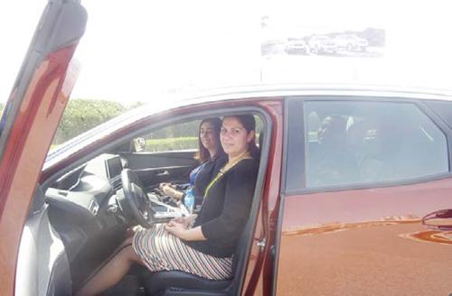 Al Shaya & Sagar holds Peugeot test driving event