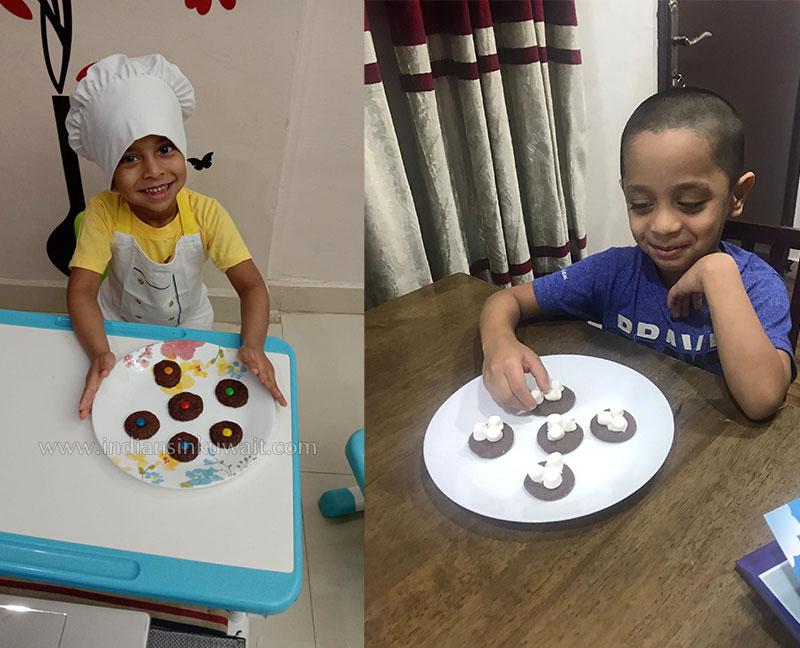 Bhavans Smart Indian School celebrates Chocolate Day