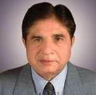 Obituary  - Mr. Ranbir Kumar Soni