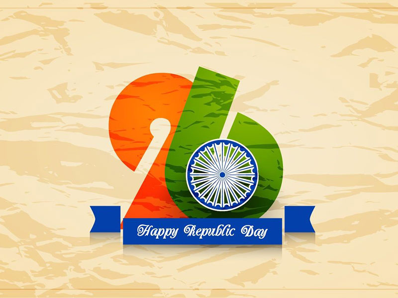 How does Republic of India celebrate its Republic Day?