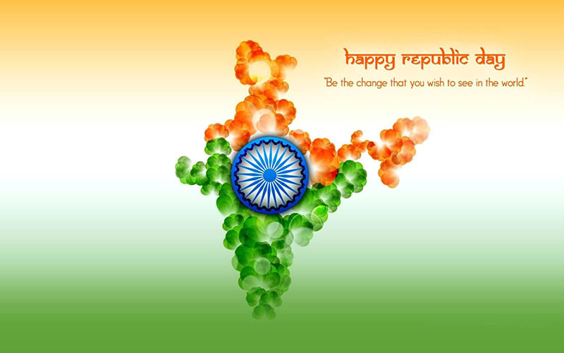 72nd Republic Day of India