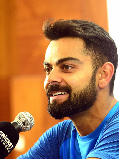 virat koholi hair style indiansinkuwait kohli has become the of world 9130