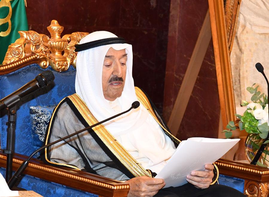 Kuwait Amir: region witnesses criticial, very dangerous circumstances