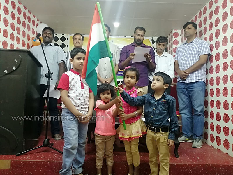 Adoor NRI Forum Kuwait celebrated Independence day