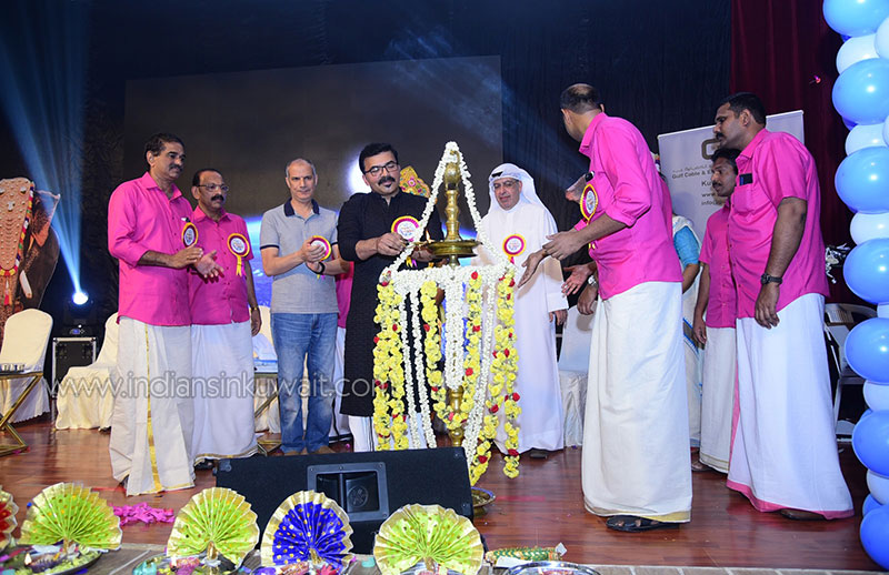 Gulf Cable & Helpline Welfare Association celebrated Onam 2019