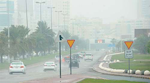 Weekend temperature will drop to 5 degree