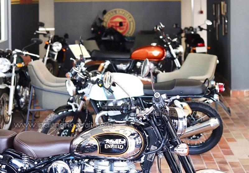KAICO - Al Shaya & Al Sagar Royal Enfield Riders Meet Adventure touring and City Riding