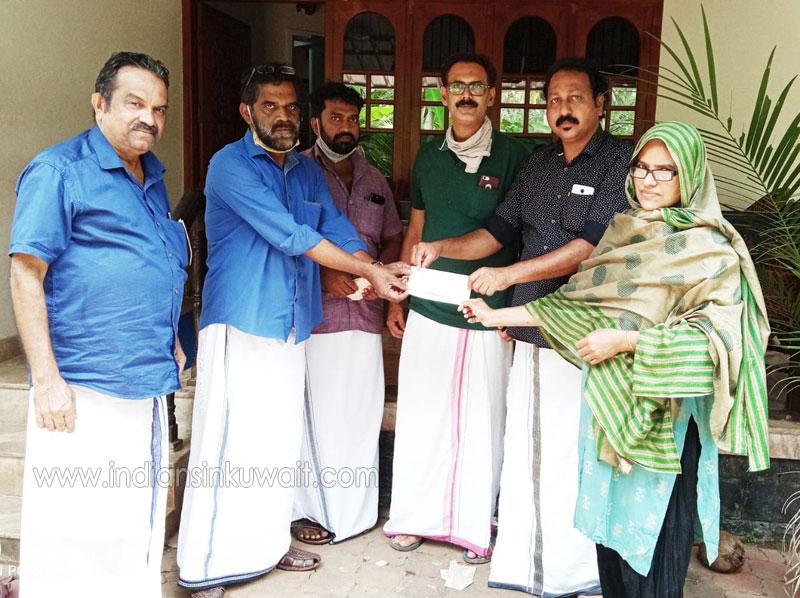 Kozhikode District NRI Association (KDNA) delivered Medical aid