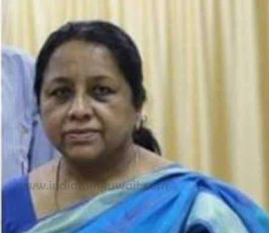 Indian nurse  died in Kuwait  after battling with COVID-19