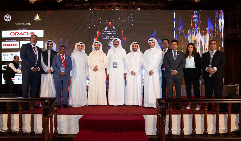 """ICAI Kuwait Chapter conducted International Conference on """"Industrial Revolution 4.0 Digital Transformation"""""""