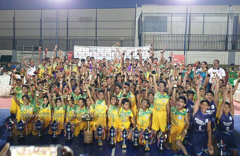 Basketball Extravaganza  IBA 2019 Signed Off Successfully