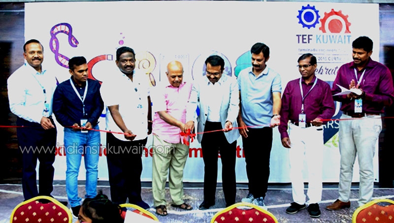 TEF Organized Science, Engineering & Technology Exhibition on 20th September 2019