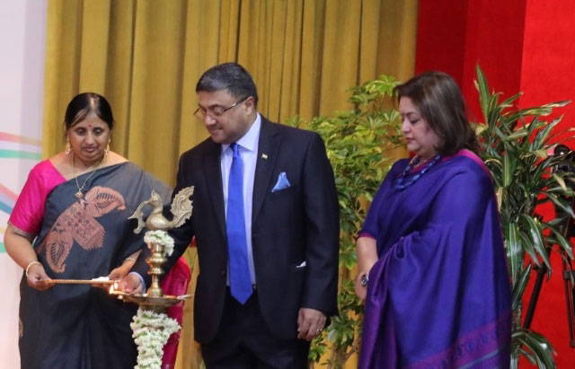 Indian Embassy organized Musical Evening on Republic Day