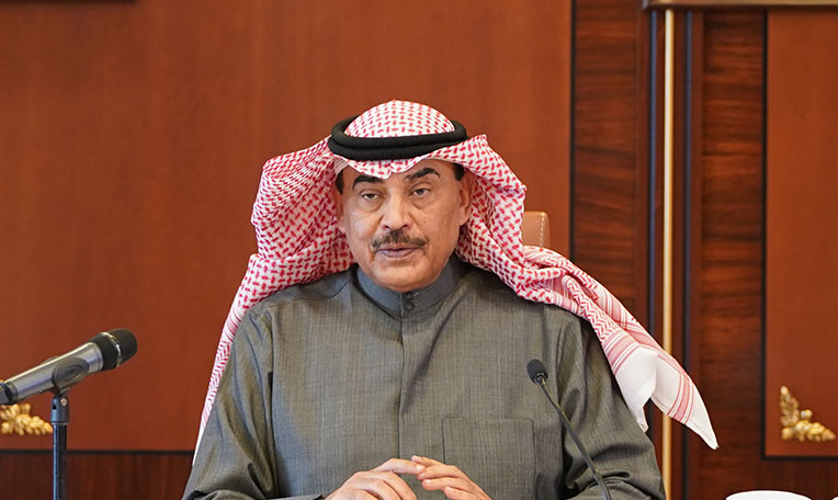 Kuwait prime minister warns of covid variants