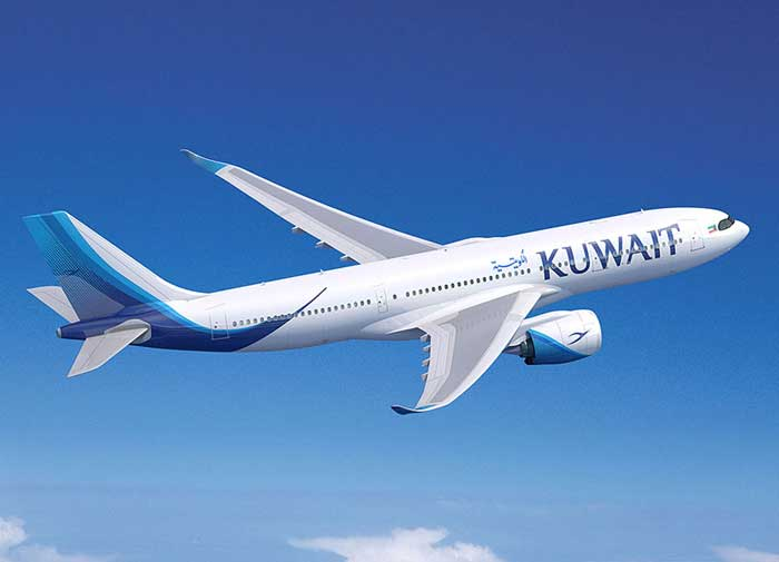 Kuwait Airways to begin service from August 1st